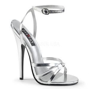Hopea 15 cm DOMINA-108 fetissi piikkikorko sandaalit