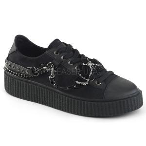 Kangas 4 cm SNEEKER-112 miesten sneakers creepers kengät