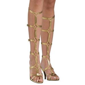 Kulta 8 cm ROMAN-10 roman gladiaattorisandaalit naisten