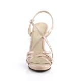 Beesi 11,5 cm FLAIR-413 Korkeakorkoiset Fabulicious Kengät