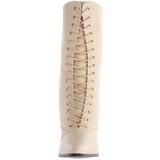 Beesi 7 cm VICTORIAN-120 Naisten Nauhalliset Nilkkurit