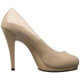 Beiget 11,5 cm FLAIR-480 naisten kengät korkeat korko