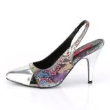 Hopea 10 cm DREAM-405 slingback kengät miehellä