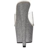 Hopea 18 cm Pleaser ADORE-701SDG Glitter Platform Puukengät