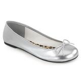 Hopea Keinonahka ANNA-01 suuret koot ballerinat kengät