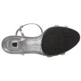 Hopea Kimalle 8 cm BELLE-316 Naisten Sandaletit Korkea