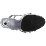 Hopea Lakatut 12 cm FLAIR-420 Naisten Sandaletit Korkea