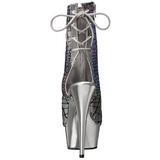 Hopea Lakatut 15 cm DELIGHT-1018HG korokepohja nilkkurit korkeat korko