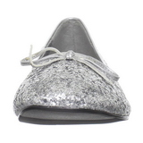 Hopea STAR-16G kimallus ballerina kengät naisten matalat