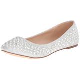 Hopea TREAT-06 kristalli kivi ballerina kengät naisten matalat