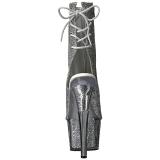 Hopea kimallus 18 cm ADORE-1018G korokepohja nilkkurit korkeat korko