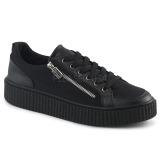 Kangas 4 cm SNEEKER-105 miesten sneakers creepers kengät
