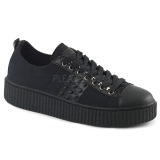 Kangas 4 cm SNEEKER-107 miesten sneakers creepers kengät