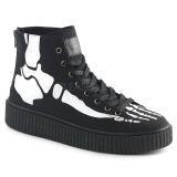 Kangas 4 cm SNEEKER-252 miesten sneakers creepers kengät