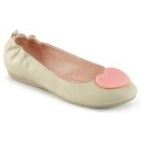 Kerma OLIVE-05 ballerinat matalat kengät