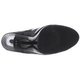 Kiiltonahka 11,5 cm FLAIR-480 naisten kengät korkeat korko