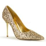 Kulta 10 cm APPEAL-20G matala stilettikorko kengät - matalakorkoiset avokkaat