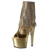 Kulta 18 cm ADORE-1024RSF naisten hapsuilla nilkkurit korkeat korko