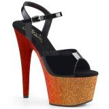 Kulta 18 cm ADORE-709OMBRE kimallus platform sandaalit naisten