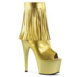 Kulta Keinonahka 18 cm ADORE-1019 naisten hapsuilla nilkkurit korkeat korko