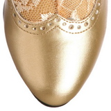 Kulta Matta 5 cm FUNTASMA DAME-115 Retro Nilkkasaappaat