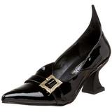 Lakatut 6,5 cm SALEM-06 noita avokkaat kengät