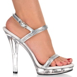 Läpinäkyvä 13 cm LIP-117 naisten kengät korkeat korko