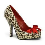 Leopardi Kuvio 12 cm CUTIEPIE-06 Pumps Naisten Kengät