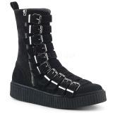 Mokkanahka 4 cm SNEEKER-315 miesten sneakers creepers kengät