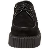 Mokkanahka 5 cm CREEPER-101 creepers kengät naisten paksut pohjat