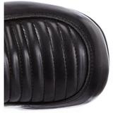 Musta 11,5 cm GOTHIKA-200 lolita saappaat gootti platform paksut pohjat