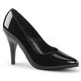 Musta Lakatut 10 cm DREAM-420 Pumps Naisten Kengät