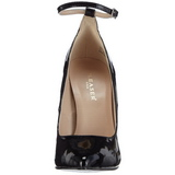 Musta Lakatut 13 cm SEXY-23 klassiset avokkaat kengät naisten