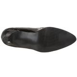 Musta Lakatut 8 cm DIVINE-440 Naisten kengät avokkaat