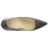 Musta Matta 10 cm CLASSIQUE-20 Avokkaat Kengät Piikkikorko