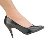 Musta Matta 10 cm DREAM-420 Pumps Naisten Kengät