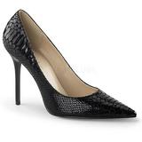Nahka 10 cm CLASSIQUE-20SP suuret koot stilettos kengät