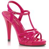 Pinkit Lakatut 12 cm FLAIR-420 Naisten Sandaletit Korkea