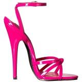 Pinkki 15 cm DOMINA-108 korkokengät miehellä
