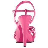 Pinkki Lakatut 12 cm FLAIR-420 Naisten Sandaletit Korkea