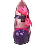 Pinkki Purppura 13 cm KITTY-32 naisten kengät korkeat korko
