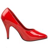 Punainen Lakatut 10 cm DREAM-420 naisten avokkaat korkokengät