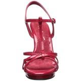Punainen Lakatut 12 cm FLAIR-420 Naisten Sandaletit Korkea