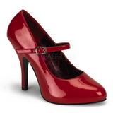 Punainen Lakatut 12 cm rockabilly TEMPT-35 Naisten kengät avokkaat