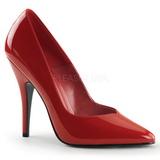 Punainen Lakatut 13 cm SEDUCE-420V Pumps Naisten Kengät