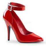 Punainen Lakatut 13 cm SEDUCE-431 Naisten kengät avokkaat