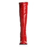 Punainen Lakka 8,5 cm Funtasma GOGO-300 Naisten Saappaat