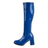 Sininen Lakka 8,5 cm Funtasma GOGO-300 Naisten Saappaat