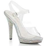 Strassit kivi 13 cm LIP-108DM naisten kengät korkeat korko