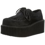 Turkki 7,5 cm CREEPER-202 creepers kengät naisten paksut pohjat